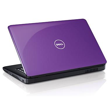 """Dell Inspiron 1545 Violet Dell Inspiron 1545 Violet - Intel Pentium Dual-CoreT4400 4 Go 320 Go 15.6"""" LCD Graveur DVD Wi-Fi G Webcam Windows 7 Premium"""