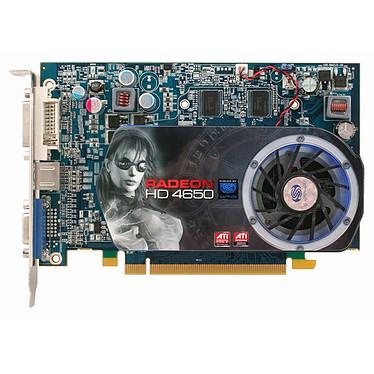 Sapphire Radeon HD 4650 512 MB PCI-E Sapphire Radeon HD 4650 - 512 Mo TV-Out/Dual DVI - PCI Express (ATI Radeon HD 4650)