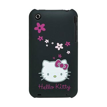 Hello Kitty - Coque Arrière pour iPhone 3G / 3GS (coloris noir) Hello Kitty - Coque Arrière pour iPhone 3G / 3GS (coloris noir)