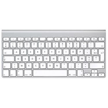 Apple Clavier sans fil Apple MC184F/A - Clavier sans fil Bluetooth (AZERTY français)