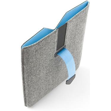 Dicota PadCover Dicota PadCover - Etui de protection pour iPad (coloris gris/bleu)