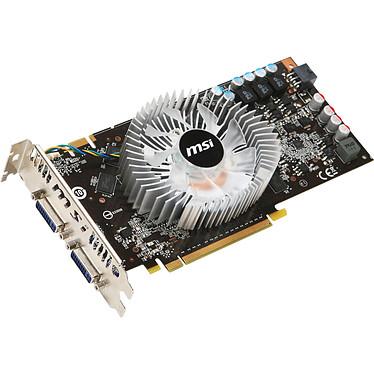 MSI N250GTS-2D512 MSI N250GTS-2D512 - 512 Mo Dual DVI - PCI Express (NVIDIA GeForce avec CUDA GTS 250)