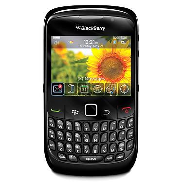 """BlackBerry Curve 8520 Qwerty Noir BlackBerry Curve 8520 Qwerty Noir - Smartphone 2G avec écran 2.4"""" et clavier complet"""