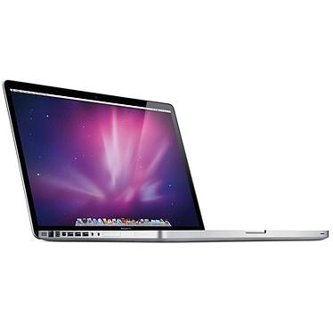 """Apple MacBook Pro 17 pouces Apple MacBook Pro - Intel Core i5 (2.53 GHz) 4 Go 500 Go 17"""" LED Graveur DVD Wi-Fi N/Bluetooth Webcam Mac OS X"""
