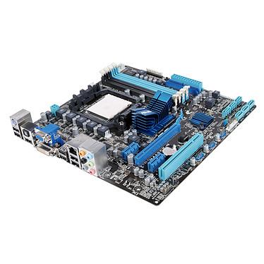 ASUS M4A88T-M Carte mère Micro ATX Socket AM3 AMD 880G
