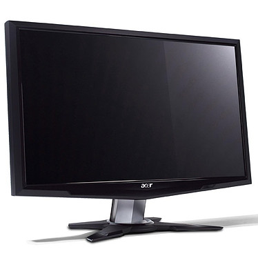 """Acer G245HAbid Olympic Special Edition Acer 24"""" LCD - G245HAbid - Edition spéciale Jeux Olympiques - 2 ms - Format large 16/9 - Noir"""