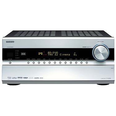 Onkyo TX-NR808 Silver Onkyo TX-NR808 Silver - Ampli-tuner Home Cinema 3D Ready 7.2 THX Select2 Plus DLNA avec HDMI 1.4 et décodeurs HD