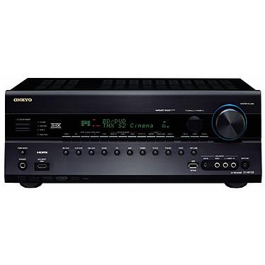 Onkyo TX-NR708 Noir Onkyo TX-NR708 Noir - Ampli-tuner Home Cinema 3D Ready 7.2 THX Select2 Plus DLNA avec HDMI 1.4 et décodeurs HD