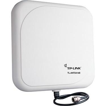 TP-LINK TL-ANT2414B TP-LINK TL-ANT2414B - Antenne directionnelle exterieure Type N 14 dBi + câble de 1M