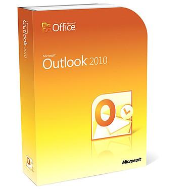 Microsoft Outlook 2010 Version Boîte Microsoft Outlook 2010 - Version Boîte avec DVD (français, WINDOWS)
