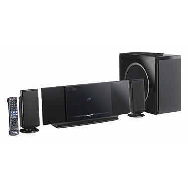 Panasonic SC-BTX75 Panasonic SC-BTX75 - Ensemble Home Cinéma 2.1 Blu-ray avec dock iPod