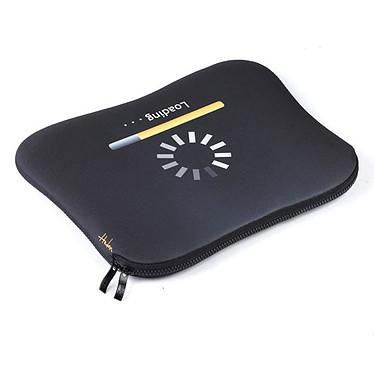 """Heden housse pour ordinateur portable (jusqu'à 13'') - (design """"Loading"""") Housse pour ordinateur portable (jusqu'à 13"""")"""