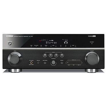Yamaha RX-V767 Noir Yamaha RX-V767 Noir - Ampli-tuner Home Cinema 7.2 3D Ready avec HDMI 1.4 et Décodeurs HD