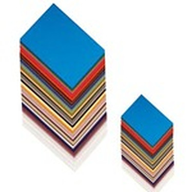 Canson Papier à dessin mi-teinte à grain 12 feuilles 24x32 160g orange Canson Papier à dessin mi-teinte à grain 12 feuilles 24x32 160g orange