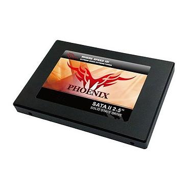 """G.Skill Phoenix 60 GB G.Skill Phoenix - SSD 60 Go 2.5"""" MLC Serial ATA II"""
