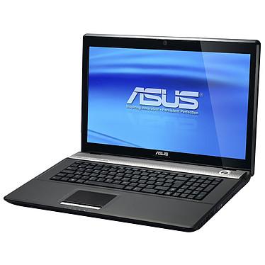 """ASUS N71JV-TY079V ASUS N71JV-TY079V - Intel Core i5-430M 4 Go 500 Go 17.3"""" LED Graveur DVD Wi-Fi N/Bluetooth Webcam Windows 7 Premium 64 bits (garantie constructeur 2 ans)"""
