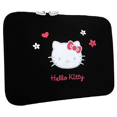 "PORT Designs Hello Kitty Skin PORT Designs Hello Kitty Skin - Housse pour netbook (jusqu'à 12"") - (coloris noir)"