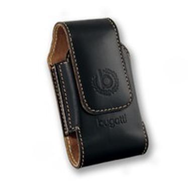 Bugatti Active L Bugatti Active L - Etui en cuir noir universel (pour téléphones portables)