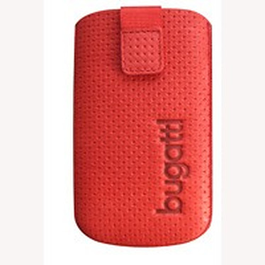 Bugatti SlimCase pour iPhone 3G Bugatti SlimCase - Etui en cuir rouge (pour iPhone 3G/3GS)