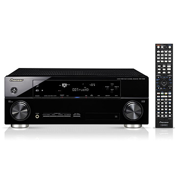 Pioneer VSX-1020-K Pioneer VSX-1020-K Noir - Ampli-tuner Home Cinema 7.1 3D Ready avec HDMI 1.4 et Décodeurs HD