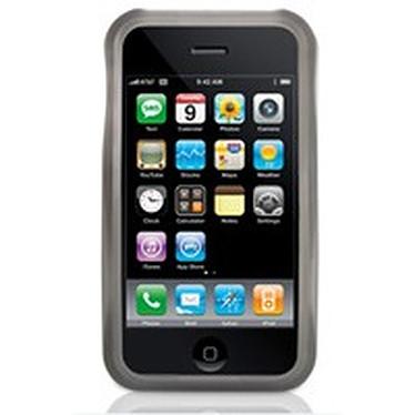 Griffin Wave Griffin Wave - Housse en silicone grise (pour iPhone 3G)