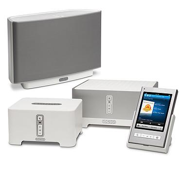 Sonos Bu 250 + ZonePlayer S5 Sonos Bu 250 + ZonePlayer S5 - Ensemble de diffusion audio sans fil
