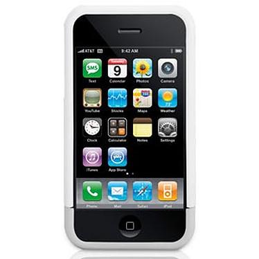 Griffin Nu Form Griffin Nu Form - Coque en polycarbonate blanche (pour iPhone 3G)