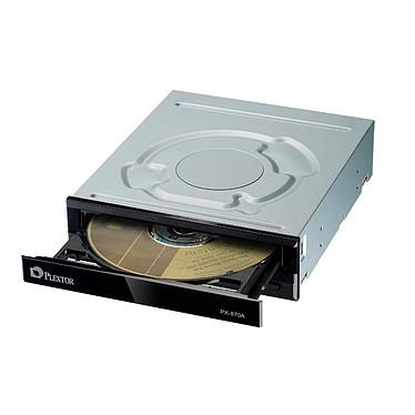 Plextor PX-870A Plextor PX-870A - DVD(+/-)RW/RAM 22/8/22/6/12x DL(+/-) 8/8x CD-RW 48/32/48x LightScribe IDE - Noir (version bulk)