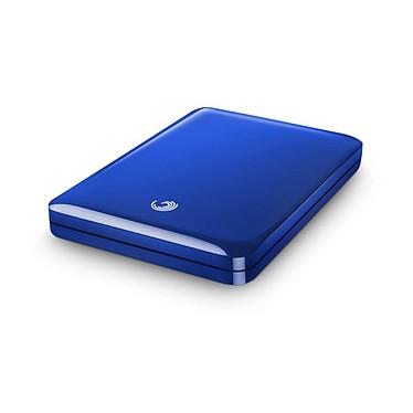 Seagate FreeAgent GoFlex 500 Go Bleu Disque dur portable USB 3.0