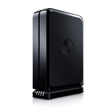 "Seagate FreeAgent GoFlex Desk 1 To Noir (USB 2.0) Disque dur de bureau 3.5"" USB 2.0 évolutif"