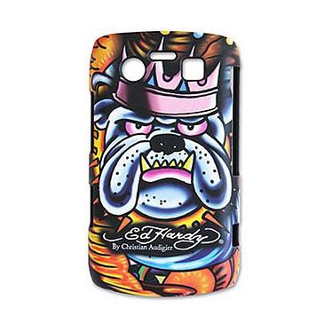 "Ed Hardy - Faceplate BlackBerry Bold 9700 ""King Dog"" Ed Hardy - Faceplate BlackBerry Bold 9700 ""King Dog"""