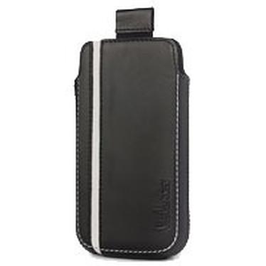 Valenta Pocket Sport Valenta Pocket Sport - Etui en cuir noir/blanc