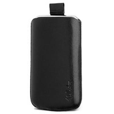Valenta Pocket Black 08 Valenta Pocket Black 08 - Etui en cuir noir