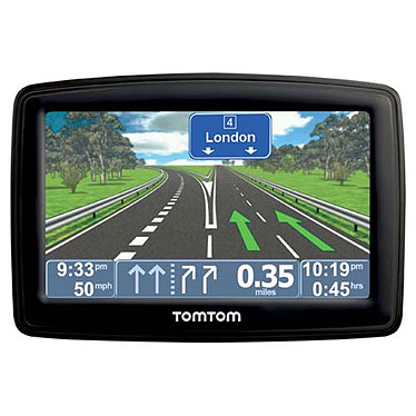 TomTom XL² IQ Routes Europe (42 pays d'Europe) TomTom XL² IQ Routes Europe - GPS 42 pays d'Europe Ecran 4.3""