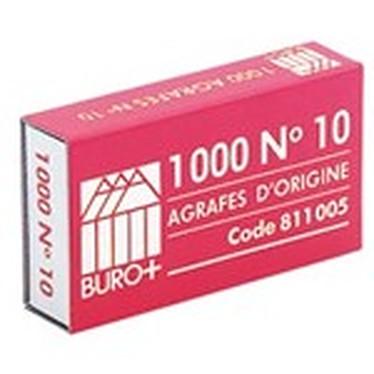 DOLPHIN 1000 agrafes n°10 galvanisé DOLPHIN 1000 agrafes n°10 galvanisé