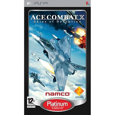 Ace Combat X : Skies of Deception Platinum (PSP) Ace Combat X : Skies of Deception Platinum (PSP)