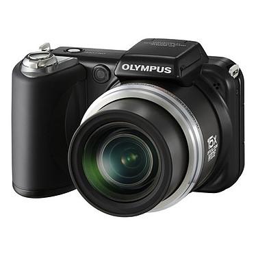 Olympus SP-600UZ Noir Olympus SP-600UZ Noir - Appareil photo 12 MP - Zoom 15x - Vidéo HD