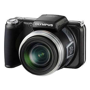 Olympus SP-800UZ Noir Olympus SP-800UZ Noir - Appareil photo 14 MP - Zoom 30x - Vidéo HD (garantie constructeur 2 ans)