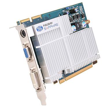 Sapphire Radeon HD 2400 XT 256 MB - 256 Mo Sapphire Radeon HD 2400 XT 256 MB - 256 Mo TV-Out/DVI - PCI Express (ATI Radeon HD 2400 XT)