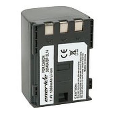 Eneride Batterie compatible Canon BP-2L14 Eneride Batterie compatible BP-2L14 pour Canon DC50/HV20/ series MV et MVX / X200/X200i/X250/ZR100/ZR200/ZR300/ZR400 )