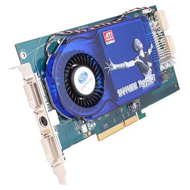 Sapphire Radeon X1950 GT 256 MB Sapphire Radeon X1950 GT - 256 Mo - TV-Out/Dual DVI - AGP (ATI Radeon X1950 GT)