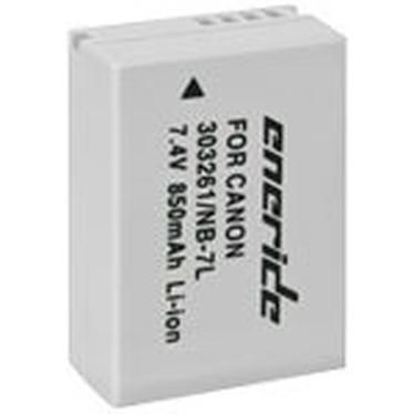 Eneride Batterie compatible NB-7L Batterie compatible NB-7L (pour Canon PowerShot G10)