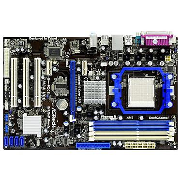 ASRock M3A UCC Carte mère ATX Socket AM3 AMD 480X CrossFire