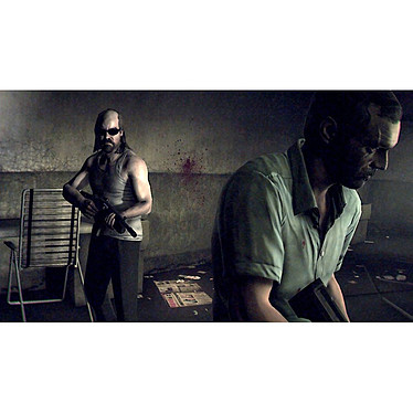 Kane & Lynch 2 : Dog Days (Xbox 360) pas cher