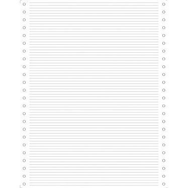 Exacompta Papier listing zoné vert 70g 2500 plis Exacompta Papier listing zoné vert 70g 2500 plis