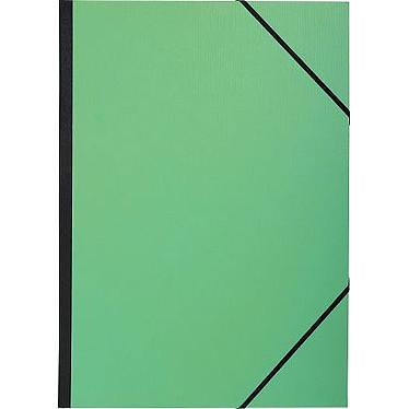 Exacompta Carton à dessin  verni vert et noir 26 x 33 cm Exacompta Carton à dessin  verni vert et noir 26 x 33 cm