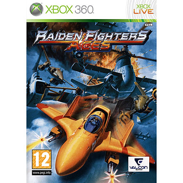 Raiden Fighters Aces (Xbox 360) Raiden Fighters Aces (Xbox 360)