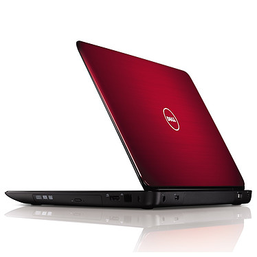 "Dell Inspiron 17R Rouge Dell Inspiron 17R Rouge - Intel Core i3-350M 4 Go 320 Go 17.3"" LED Graveur DVD Wi-Fi G/Bluetooth Webcam Windows 7 Premium 64 bits"