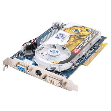 Sapphire Radeon X1300 XT 256 MB  Sapphire Radeon X1300 XT 256 MB - 256 Mo - TV-Out/DVI - AGP (ATI Radeon X1300 XT)