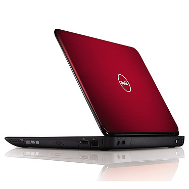 "Dell Inspiron 15R Rouge Dell Inspiron 15R Rouge - Intel Core i3-350M 4 Go 500 Go 15.6"" LED Graveur DVD Wi-Fi N Webcam Windows 7 Premium 64 bits"